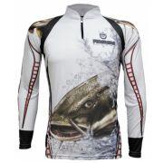 Camiseta de Pesca KFF303 King com Proteção Solar