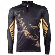 Camiseta de Pesca Viking Collection 10 King com Proteção Solar