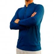 Camiseta Mtk Clean com Proteção Solar Filtro UV Cor Azul
