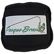 Capa Protetora de Carretilha Perfil Baixo Exclusiva Pesque Brasil