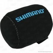 Capa Protetora de Carretilha Shimano L-ANRC850A Case Tamanho L Perfil Alto Direita e Esquerda