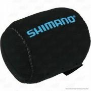 Capa Protetora de Carretilha Shimano Case Tamanho M Perfil Alto Direita e Esquerda M-ANRC840A