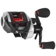 Carretilha de Pesca Accept Red Saint Plus 7.0:1 Drag 5Kg - Lançamento