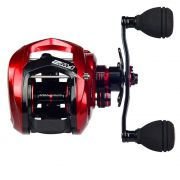 Carretilha de Pesca Marine Sports Titan Big Game FW2 GTO 11 Rolamentos Drag 12Kg 7.1:1