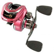 Carretilha Venator Lite Pink by Johnny Hoffman Marine Sports