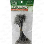 Chicote Leader Empate com Girador Black Marine Sports 20lb 4