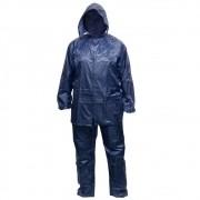 Conjunto Calça e Jaqueta Impermeável Ntk Scott M Azul