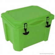 Cooler 30 Litros Caixa de Pesca Lima para Caiaque Brudden Náutica