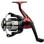 Molinete de Pesca Neo Plus Vista 2000 Fricção Dianteira Recolhimento 5.2:1