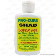 Essência para Iscas em Gel Pro Cure Sabor Atrativo Shad ou Peixe 2Oz 60ml