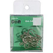 Garatéia GA-34 4X Celta CT1065 Nº1/0 Cartela com 6un