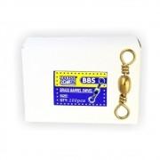 Girador BBS Gold Simples Nº 20 Marine Sports Caixa com 100 unidades