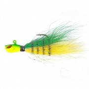 Isca Artificial Yara Killer Jig by Eduardo Monteiro 15g 4/0 Bucktail