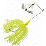 Isca Moro Deconto Spinner Buzz Bait 2/0 13g Cor 326 Amarelo