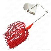 Isca Moro Deconto Spinner Buzz Bait 4/0 18g Cor 321 Vermelho