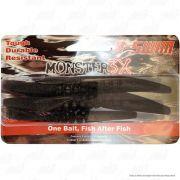 Isca Soft Monster 3x X-Swim 12cm Cor Natural 037