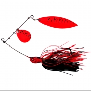 Isca Artifical Yara Lures King Spinner  6/0 26g