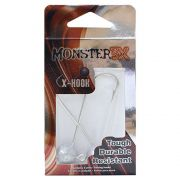 Jig Head 5/0 21g Monster 3X X-Hook Cartela 2 Jigs