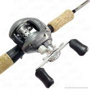 Kit de Pesca Yume Snake Carretilha 100/101 10 rolamentos Direita ou Esquerda Vara SKC562M 5'6'' 1,68m 8-20lb