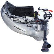 Kit Pantaneiro Jet Turbo Cut + Acelerador remoto + Suporte Universal