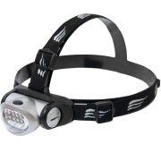 Lanterna de Cabeça Nautika Turbo Led com 8 LEDs e 20 Lúmens