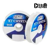 Linha de Pesca Celta Super Line XT Crystal Monofilamento 0,30mm 14,8lb 120m