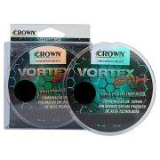 Linha de Pesca Crown Vortex GTX Monofilamento 0,28mm 17Lbs 300M