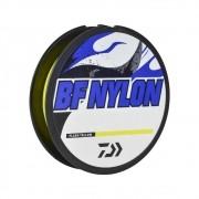 Linha de Pesca Daiwa BF Nylon Monofilamento Flash Yellow 0.33mm 300m