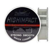 Linha Fluorcarbono De Pesca Sumax Highimpact 0.40mm 26lb 50m
