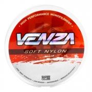Linha Monofilamento Soft Nylon Venza Marine Sports 0,33mm 300m Cor Laranja
