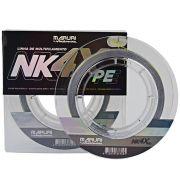 Linha Multifilamento Maruri By Nakamura NK 4X 0.50mm 58lb PE 8 200m