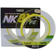 Linha Multifilamento Maruri By Nakamura NK 8X 0.33mm 38.9lb PE 4 200m