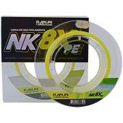 Linha Multifilamento Maruri By Nakamura NK 8X 0.38mm 44.7lb PE 5 200m