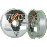 Linha Multifilamento Vexter Marine Sports 100m Grey (cinza) 0,40MM 60LB