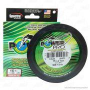 Linha Power Pro Multifilamento 4 Fios 0,15mm 10Lbs 274m Verde