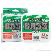 Linha Super Bass Green (verde) Marine Sports 0,470mm 32lb Monofilamento 250m