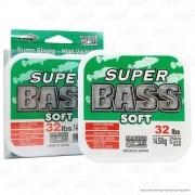 Linha Super Bass Green (verde) Marine Sports 0,470mm 32lb Monofilamento 250m