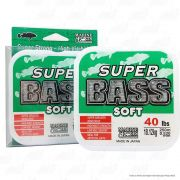 Linha Super Bass Green (verde) Marine Sports 0,520mm 40lb Monofilamento 250m