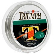 Linha Triumph Multifilamento Super Strong PE 0,25mm 30lb 15kg 150m