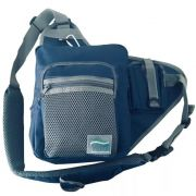 Mochila de Pesca Fishing Bag Yara Para Acessórios Cor Azul
