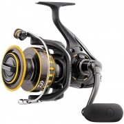 Molinete de Pesca Daiwa New BG-3000 Drag 7Kg 7 Rolamentos Fricção Dianteira