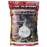 Munição Velozter para Airsoft Nautika 6 mm 0,20g Pacote com 5000 unidades