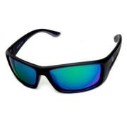 Óculos Polarizado Pro-Tsuri Venon P0037 Preto com Lente Verde Espelhada