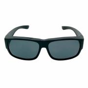 Óculos Polarizado Saint Plus Over Glass Black