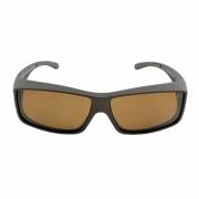 Óculos Polarizado Saint Plus Over Glass Marrom