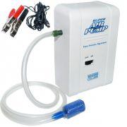 Oxigenador Super Air Pump MS-SAP Marine Sports compatível com Bateria Veicular