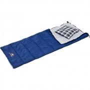 Saco de Dormir com Travesseiro Guepardo Sigma Cor Azul