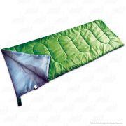 Saco de Dormir Fênix Verde Cítrico Solteiro SA0001 Echolife