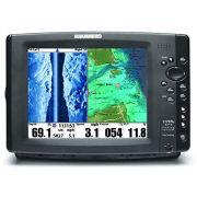Sonar e GPS Humminbird 1198CX HD Si Combo Tela 10,4