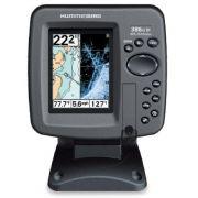 Sonar e GPS Humminbird 386CXi Combo Tela 3,5